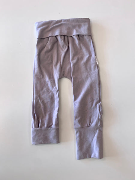 """Grow with Me"" pants- 12M to 3T- cement"