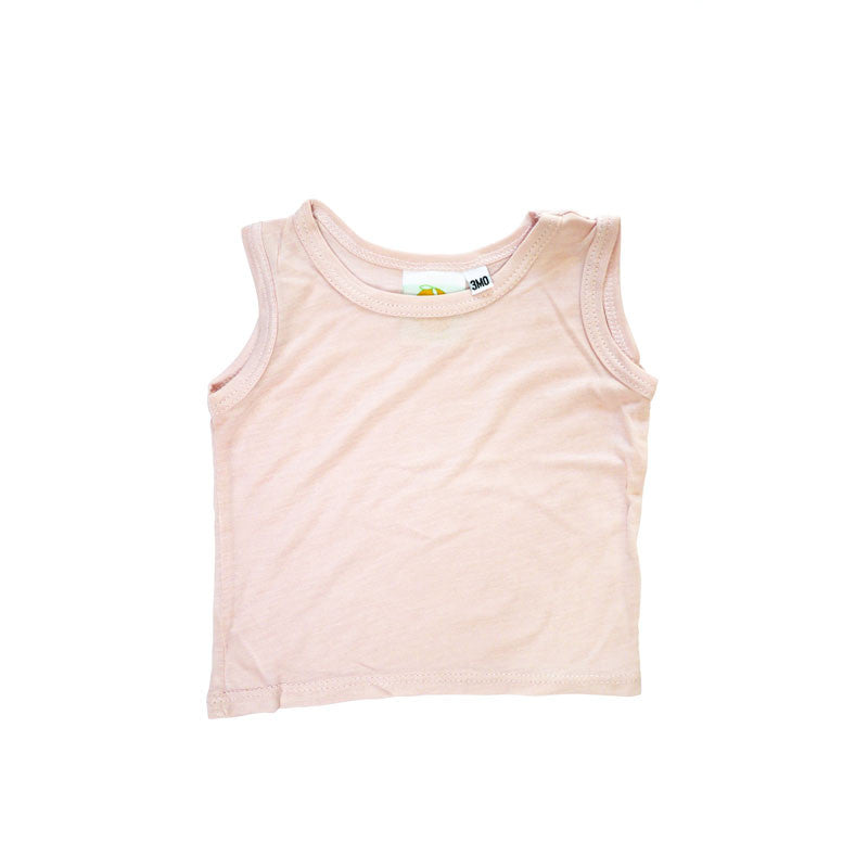 Blush Tank tops Kumquat