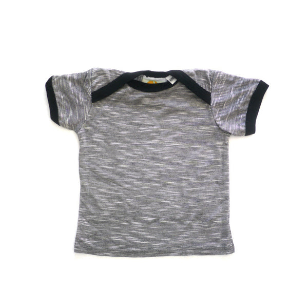 Mini Stripe Short Sleeve Lap Tee