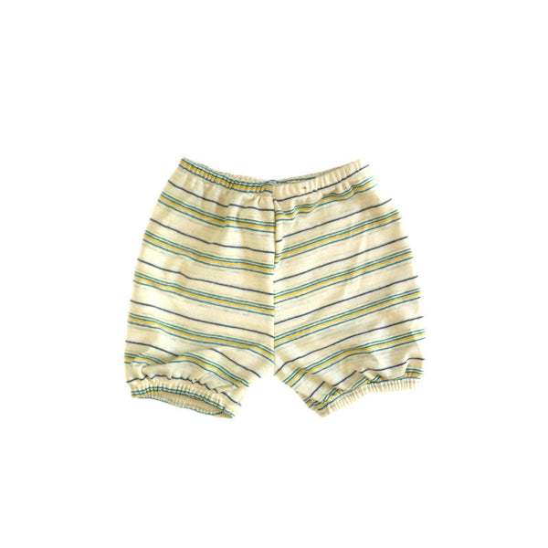 Green Stripe Bloomer Shorties