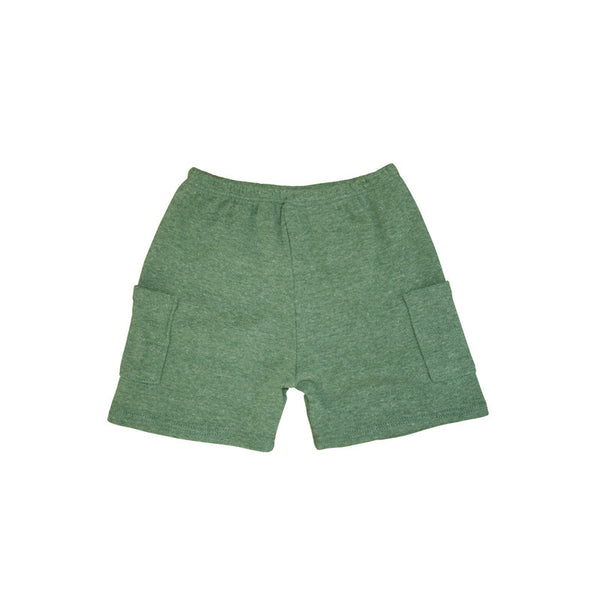 Olive Short with Pockets