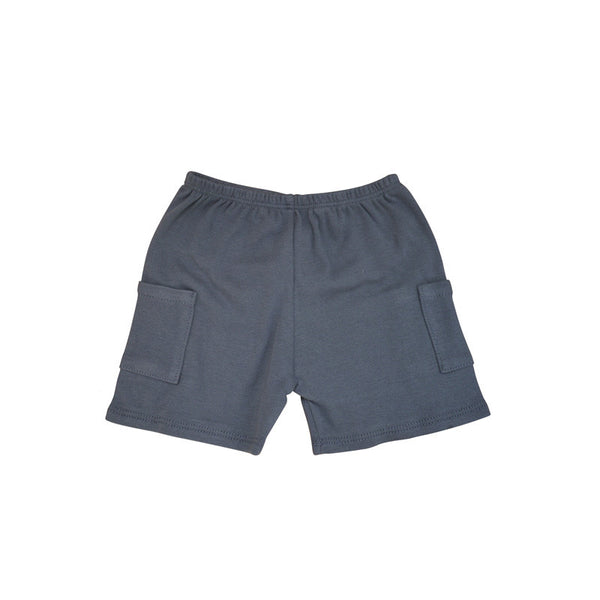 Slate Short with Pockets