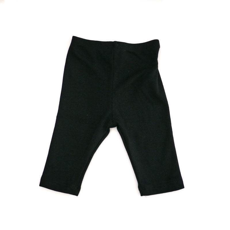 Black Legging bottoms Kumquat