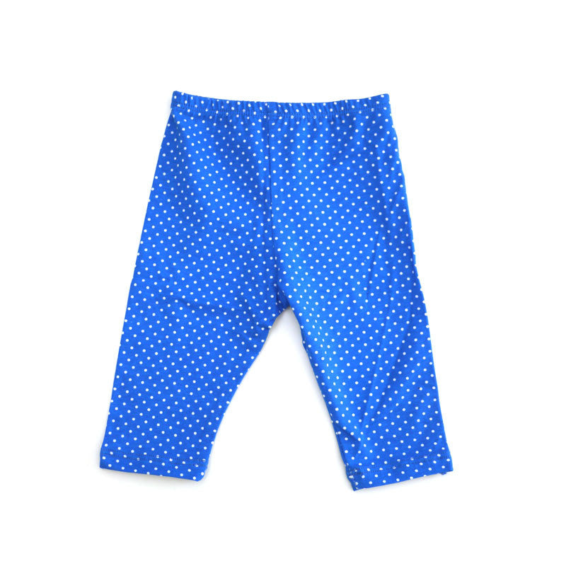 Blue Dot Legging bottoms Kumquat