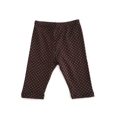 Pink Dot Brown Legging bottoms Kumquat