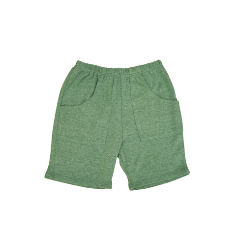 Olive Front Pocket Short bottoms Kumquat