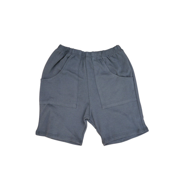 Slate Front Pocket Short