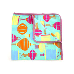 Lanterns Blanket accessories Kumquat