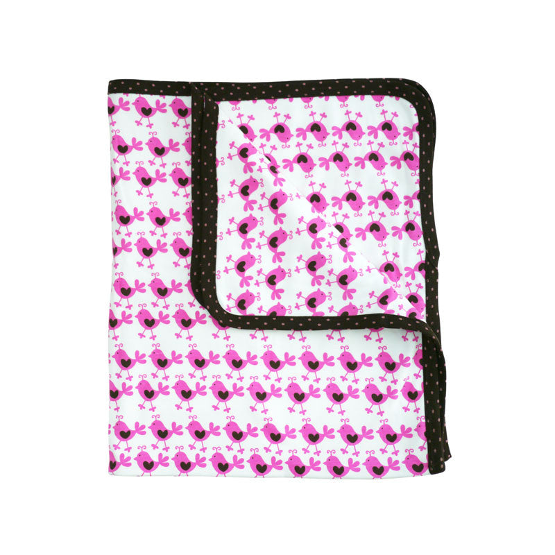 Pink Chicks Blanket accessories Kumquat