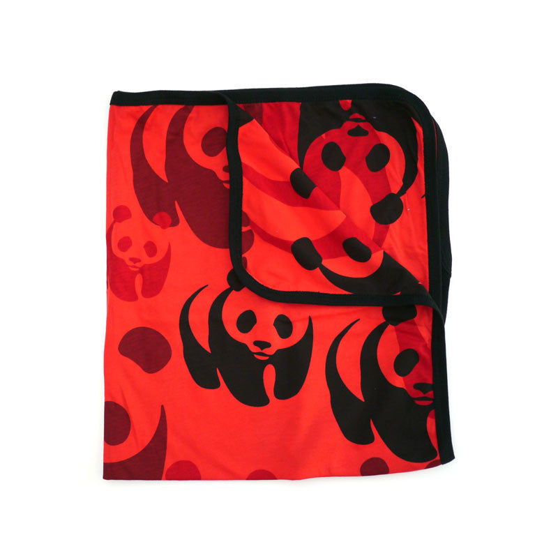 Red Panda Blanket accessories Kumquat