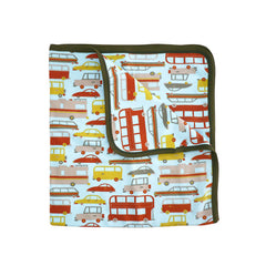 Vintage Cars Blanket accessories Kumquat