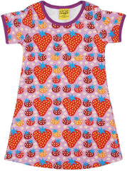 Strawberry Field s/s shirt dress