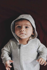 grey cuddlesuit- last one! 2T