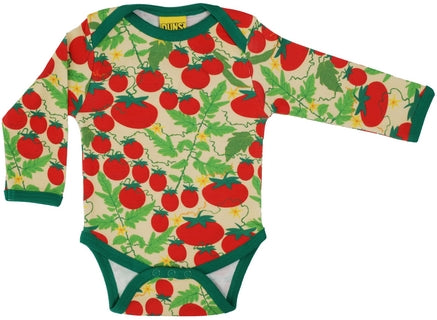 Growing Tomatoes l/s bodysuit