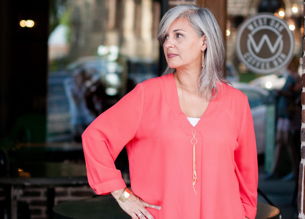 5 Accessorizing Tips for Women over 40