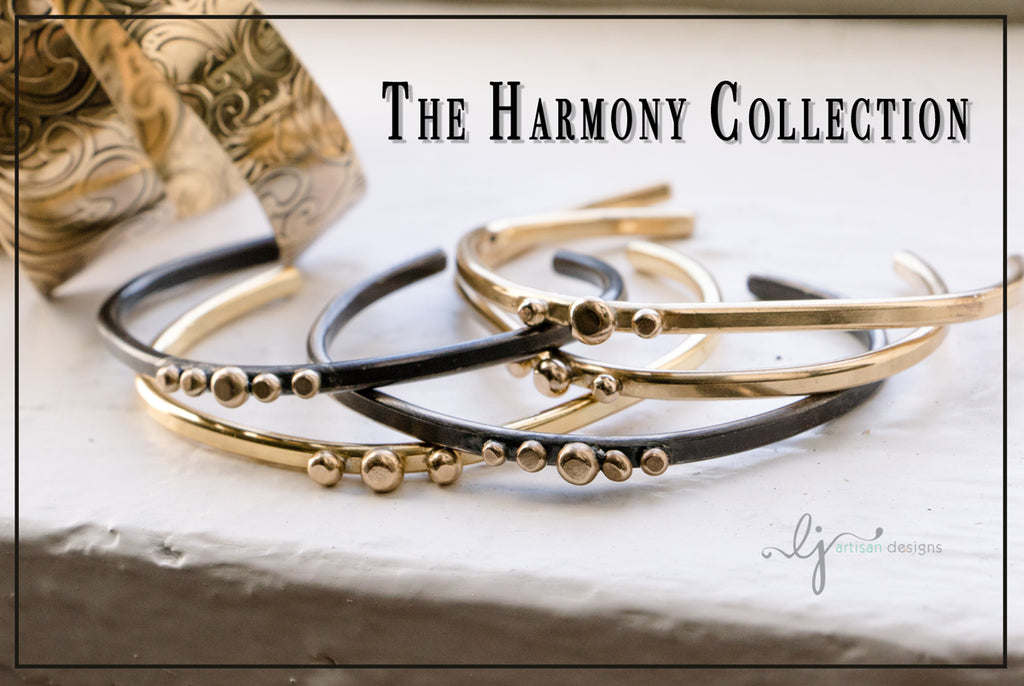 Introducing... The Harmony Collection!