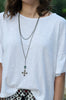 cross necklace