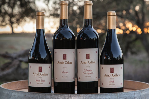 Arndt Cellars Wine Sets