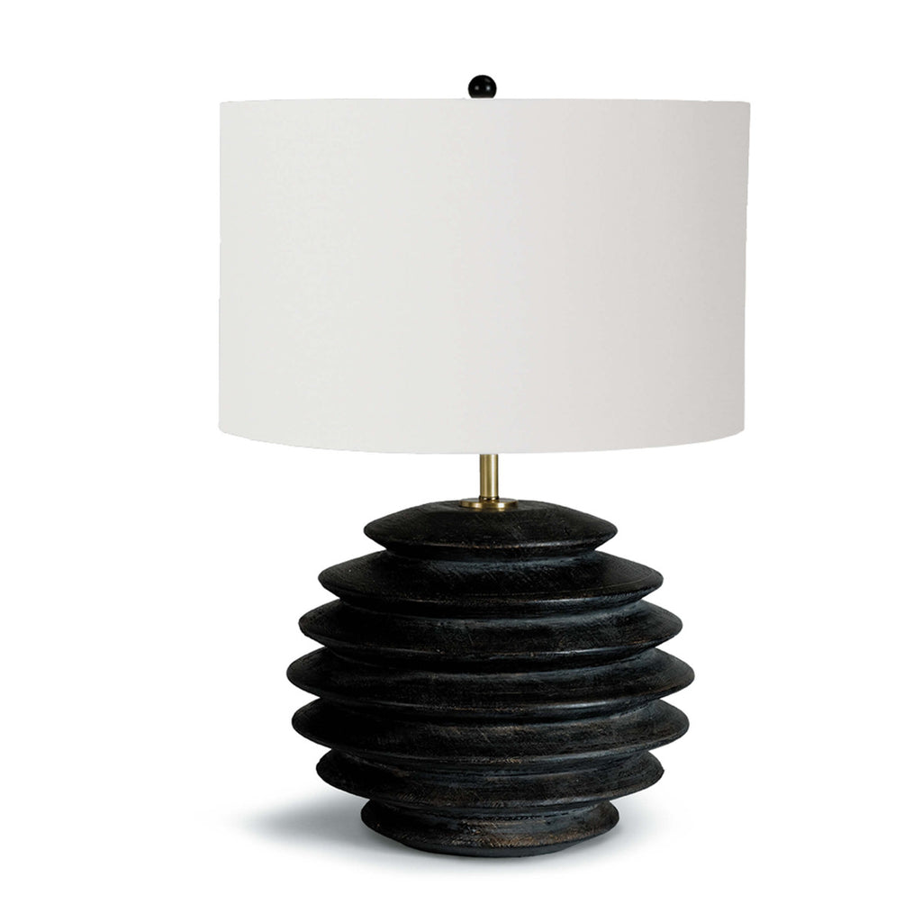 Accordion Round Lamp