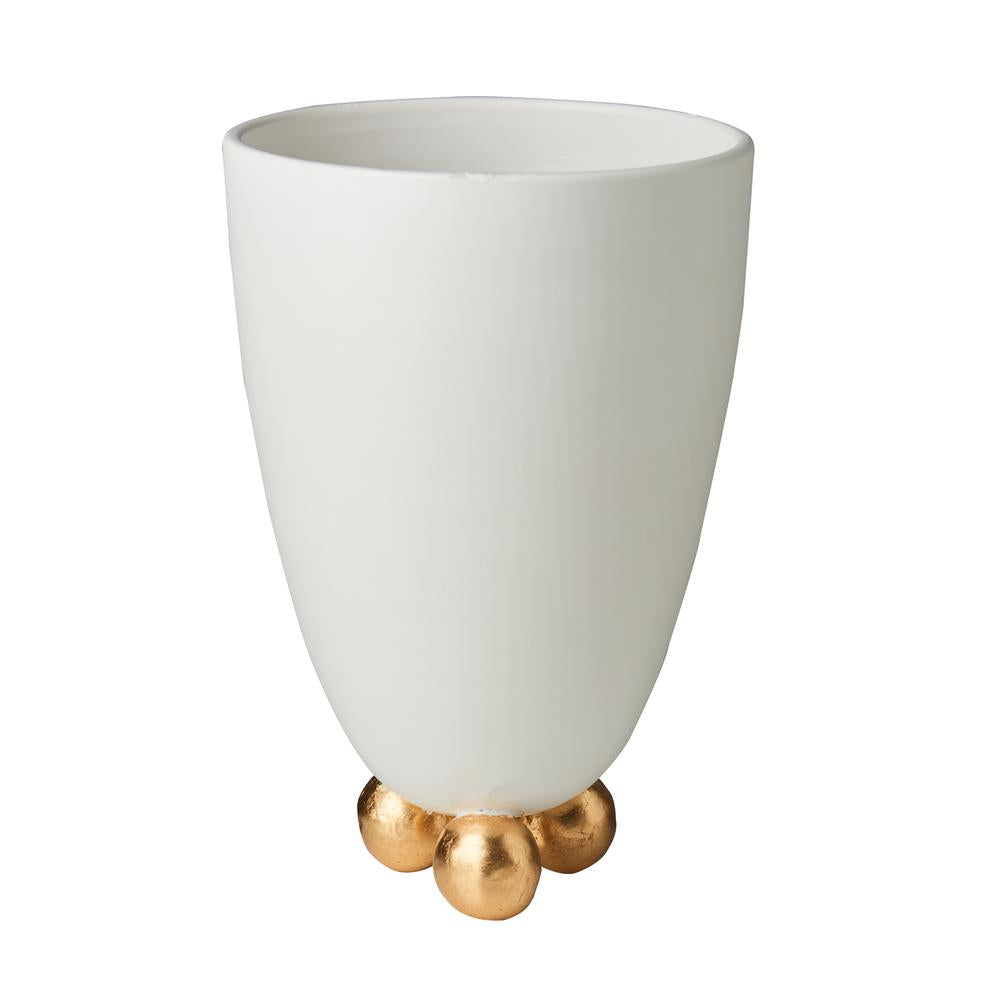 Catalina Footed Vase
