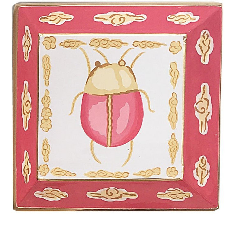 Buggy Tray in Pink