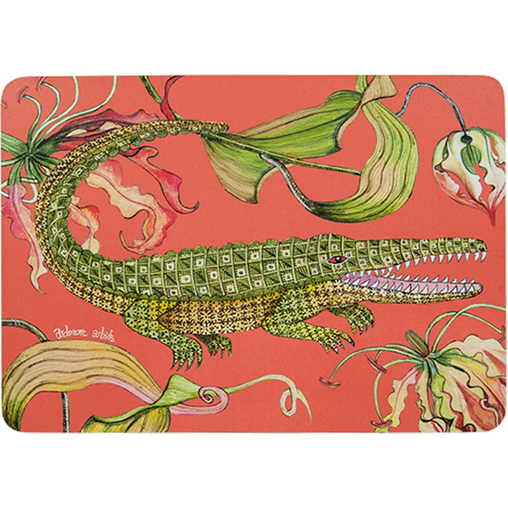 Flame Lilly Placemats