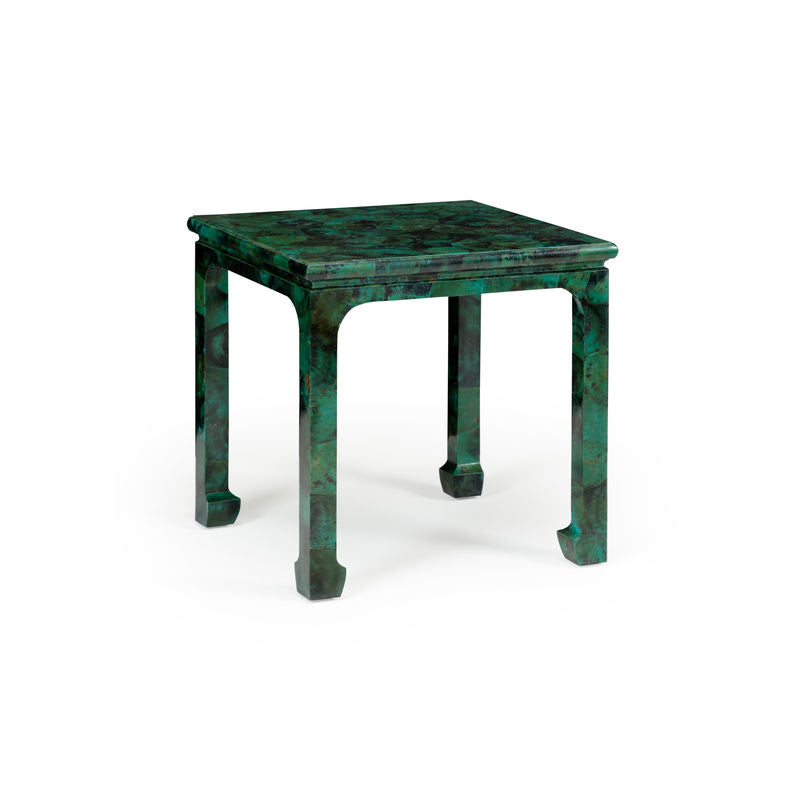 Malachite Side Table