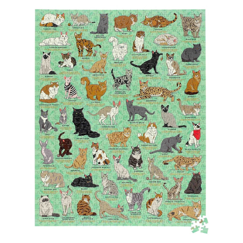 Cat Lovers Puzzle