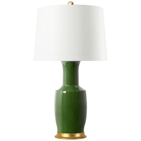 Alia Lamp - Dark Green