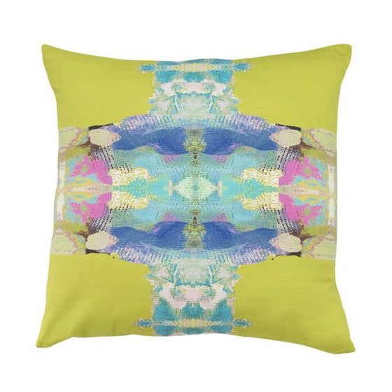 Provence Chartreuse Pillow