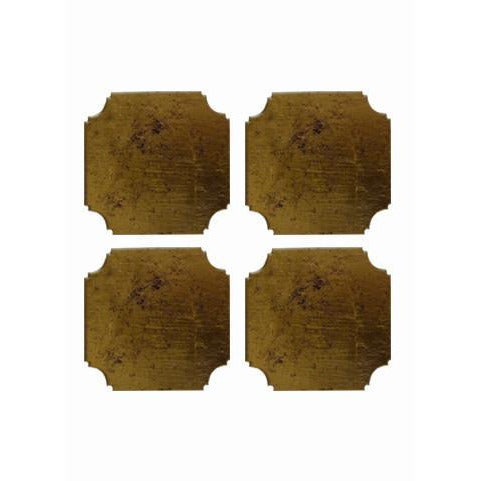 Coasters: Gilded