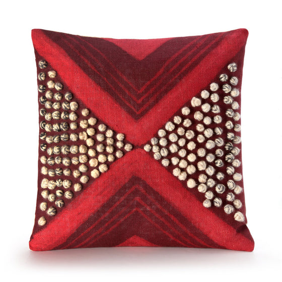 Juguru Plum Pillow