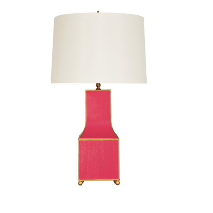 Renata Lamp in Pink