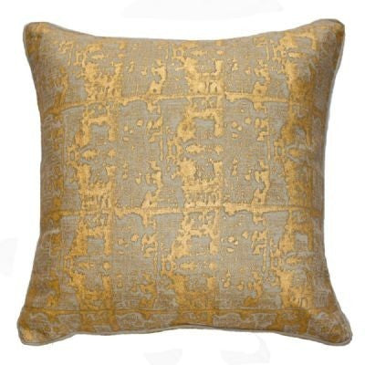 Ruin Gold Pillow