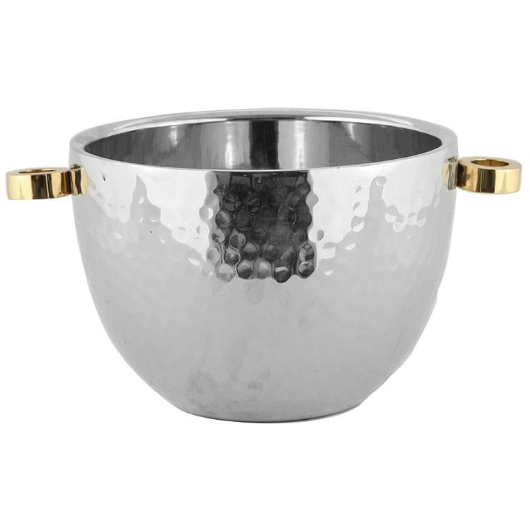 Gold Ring Wine Cooler