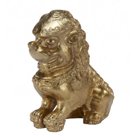 Foo Dog, Gold