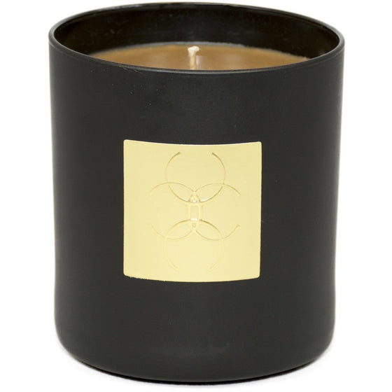 Tiger's Eye Candle