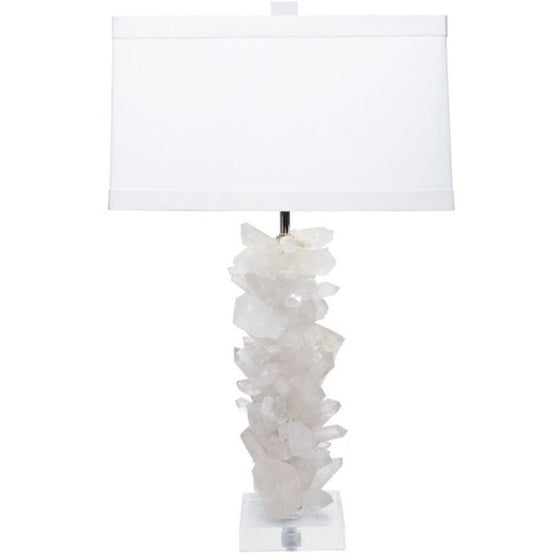 Quartz Crystal Lamp
