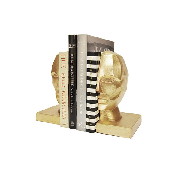 Edmund Bookends