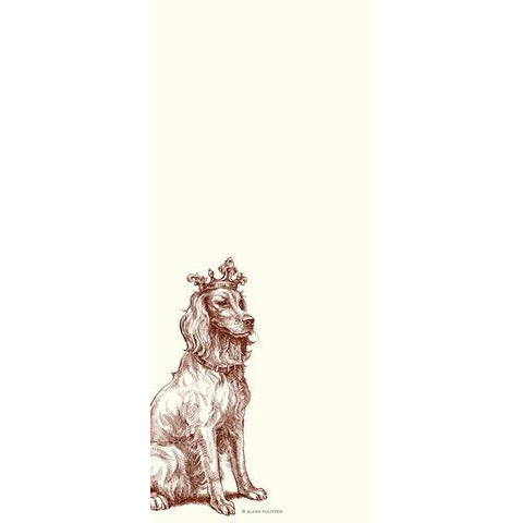 Long Notepad - Royal Retriever