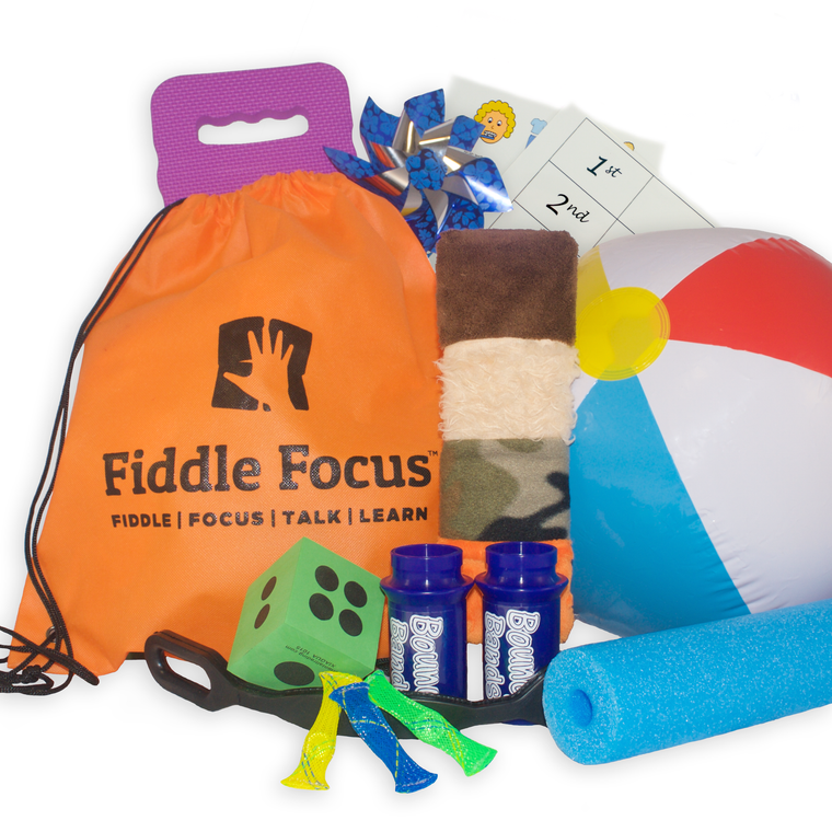 Fiddle Focus® Busy Bag