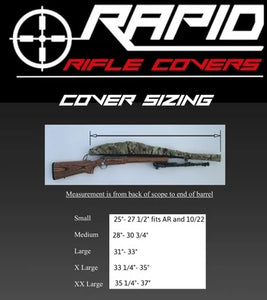Rapid Rifle Cover™ - Kryptek Highlander™