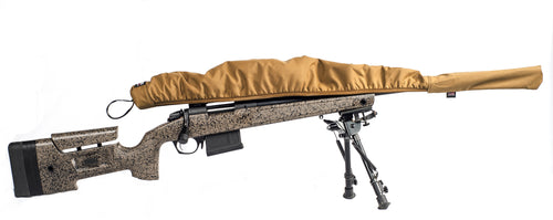 Rapid Rifle Cover™ - Coyote Brown