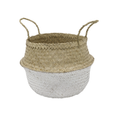 Serano Basket - White