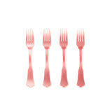 Fouchette Gateau Cake Fork - Set of 4