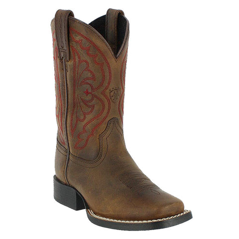 Kids Ariat Quick Draw Boots 10004853 NEW