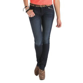 Ladies Cruel Girl Zipper Jeans CB43454001 SALE
