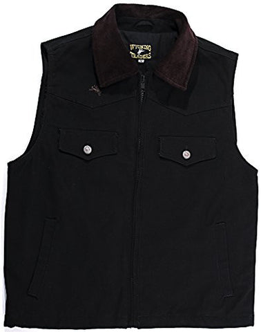 Men's Wyoming Traders Concealed Carry Canvas Vest