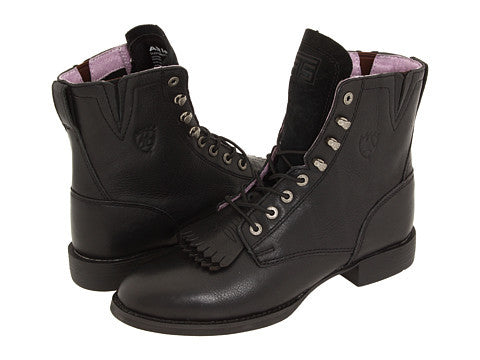 Ladies Ariat Heritage Lacer Boots 10002145 SALE