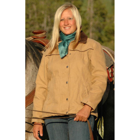 Ladies Wyoming Traders Ranch Coat